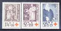 Finland  B 12-14   **  RELIGION - Unused Stamps