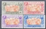 Italy 143-6  * - 1900-44 Vittorio Emanuele III