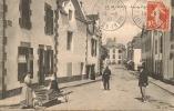 LE  CROISIC  ( 44 ) - Rue Du Piloris - Le Croisic