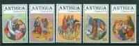 Antigua: 1976   Christmas    MH - Antigua & Barbuda (...-1981)