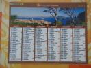 Calendrier ALMANACH PTT - LA POSTE - 2010 - Paysages - CARTIER BRESSON - Aisne 02 - Excellent état - Calendriers