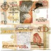 SEYCHELLES 500 Rupees 2005 P-41 UNC CV=$150 Highest Denomination - Seychelles