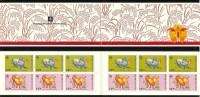 HONG KONG - 1997 - Anne De La Taureau - Carnet - 1997-... Région Administrative Chinoise