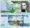 ST. THOMAS AND PRINCE 100000 Dobras 2005 P-69 UNC - Sao Tomé Et Principe