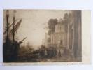 Débarquement De Cléopatre à Tarse - Tableau De Claude LORRAIN - History