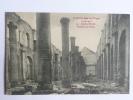 Guerre 1914-15, RAON L'ETAPE, Intérieur Des Halles - Raon L'Etape
