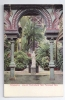 Philadelphia PA Horticultural Hall Fairmount Park Interior UDB C 1910 - Philadelphia