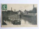 LILLE - Péniche Au Pont De La Barre. - Lille