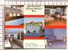 """AMOTZ -  St Pée Sur Nivelle -  Hôtel Restaurant   """"  TRINQUET MENDIONE """" - 5 Vues - France"""
