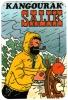 AUTOCOLLANT KANGOURAK SALIK HERGE CAPITAINE HADDOCK REF310 - Stickers