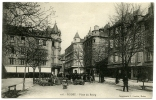 12 : RODEZ - PLACE DU BOURG - Rodez