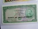 CEM ESCUDOS --LISBOA 27 DE MARÇO DE 1961- COMME NEUF - Mozambique