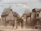 Nogent-sur-Seine, Avenue De La Gare, Les Chalets. - France