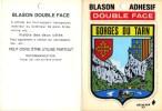 48 GORGES DU TARN - Blason Adhésif Couleur - Marvejols