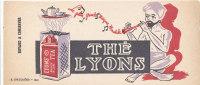 BU 782 /BUVARD      THE  LYONS - Coffee & Tea