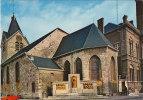 FLEURUS - L' église - L' Hôtel De Ville Et Le Monument Aux Morts - Belgium
