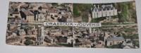 CHARROUX - 86 - Multivues Grand Format:Eglise; Tour Charlemagne;Chateau De Rochemeaux;Hôtel De Ville. - Charroux
