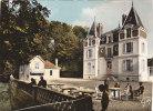 MENNECY - Les Bords De L'Essonnes Et Le Château Du Comité D'Entreprise De La R.N.U.R. - Mennecy