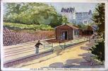 Gare Du Revard Et Hotel Bernascon - Aix Les Bains