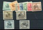 58/61* Les Autres Sont En Cadeau   Cote 38 E    ELEPHANT  RUBBER CAOUTCHOUC - 1924-44: Ungebraucht