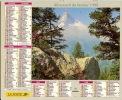 ALMANACH DES PTT  1998 RHONE - Groot Formaat: 1991-00