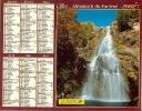 ALMANACH DES PTT  2002 RHONE - Calendars