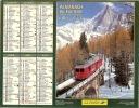 ALMANACH DES PTT  2004 RHONE - Calendars
