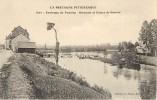 CP   56   PONTIVY  Déversoir Ecluse De Guernal  Série La Bretagne Pittoresque Ed A. VARON    N°1415 - Pontivy