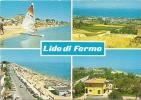 ASCOLI PICENO - FERMO - LIDO VEDUTINE - Ascoli Piceno