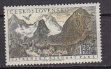 L3116 - TCHECOSLOVAQUIE Yv N°926 ** PARC NATIONAL - Unused Stamps