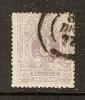 Belgique  1870  COB  29  (o)  Used   Cote: 55.00 - 1869-1883 Leopold II
