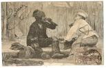 REF LVP7 - HAUTE SILESIE 2M SUR CPA  VOYAGEE VERS MARSEILLE 18/3/1922 - Foreign Occupations