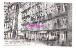 Militaria Postkarte -  CPA Guerre 1914-18 - Hôpital Temporaire  VICHY, Hôtel & Villa De Plaisance, Beau-Rivage - Guerre 1914-18