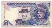 MALAYSIE 1 RINGGIT - Malasia