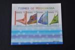 M ++ MICRONESIE 2011 FISHES VISSEN POISSON MNH ** - Micronesië
