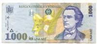 1000 Lei 1998 - Romania
