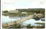 1911 Estonia Reiu Bridge Timber Works Ppc/cpa Used 4m - Estonia