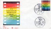 "BERLIN - 1970: ""FDC  Pour Le XXe Festival Du Film Berlin"" - Cinema"
