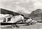 CHALLES LES EAUX Superbe Plan Des Avions Sur Le Terrain - 1946-....: Moderne