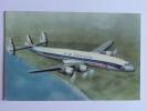 AIR FRANCE - SUPER G CONSTELLATION - 1946-....: Moderne