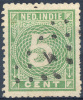 NETH. INDIES 1887 - Yv.21 With Clear Cancel (4 - Batavia) Perfect (VF) - Indie Olandesi