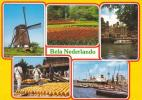(AKE 23) Esperanto Card About The Netherlands - Esperanto