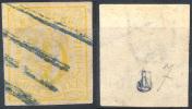 HAMBURG 1859 - Mi.7 (Yv.7, Sc.7) Used (high C.v.) VF (TB) - Hamburg