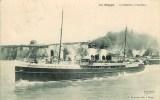 "76 DIEPPE Le Steamer ""Manche"" - Dieppe"