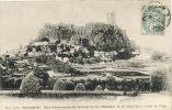43- Poulignac Vue D'ensemble Du Rocher Et Du Château N 1017 - Non Classés