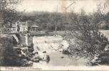 THUIN : Cascade De L'Ermitage - Cachet De La Poste 1907 - Thuin