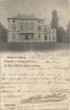 MERBES-LE-CHATEAU : RARE CPA PUBLICITAIRE Du Notaire Wins - Cachet De La Poste 1906 - Merbes-le-Château