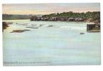 Fairmount Dam Boat House Row Philadelphia PA Leighton C 1908 - Philadelphia