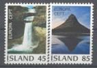 1977 Europa C.E.P.T. , Islanda , Serie Completa Nuova (**) - Europa-CEPT