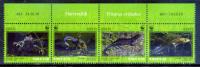 Estonia 2010 / FAUNA WWF  Amphibia Great Crested Newt / C4018 - W.W.F.